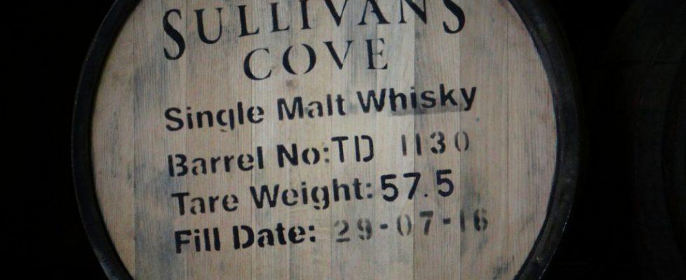 Sullivans Cove, Cambridge